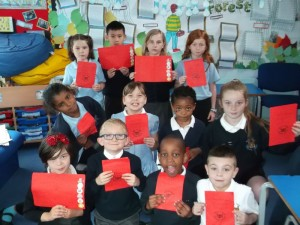 Children with full passports this half term: Leah, Jimmy, Poppy, Willow, Mya, Emi, Ellie, Brianna, Bethany, Kai E, Sam and Dylan